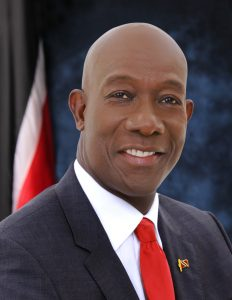 Official Portrait - Dr the Honourable Keith Rowley