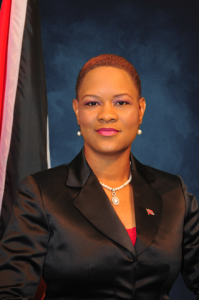 The Honourable Minister Ayanna Webster-Roy